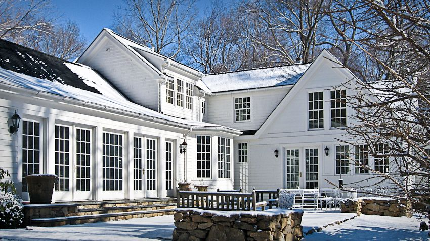 New Canaan House