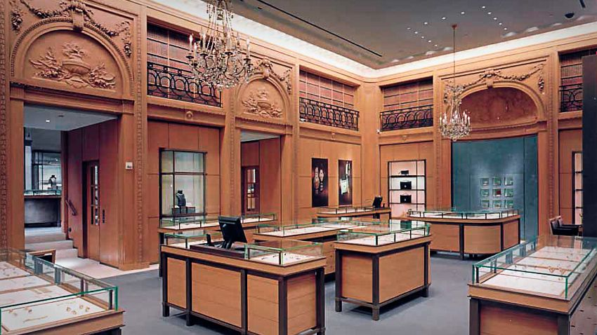 Cartier New York